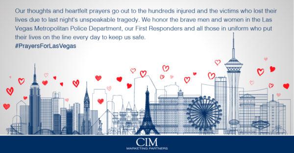 Pray for Las Vegas